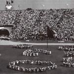 Stadion desetiletí, Varšava, 8. září 1968
