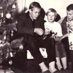 Fotografie z rodinného alba - Janovo dětství