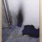 Fotografie z vyšetřovacího spisu - místo činu
