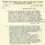 Úryvky z oficiálních hlášení o incidentech s příslušníky sovětské vojenské posádky